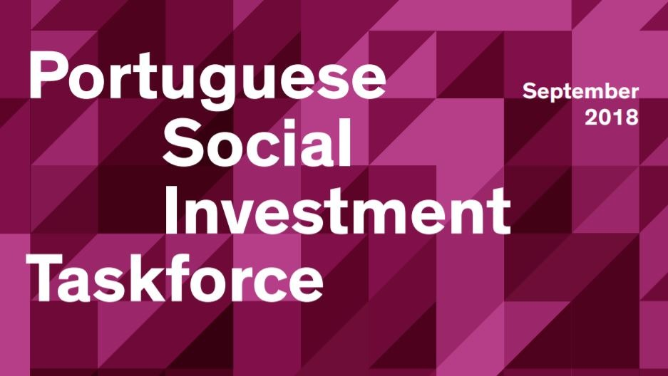 """2018 marks the third anniversary of the public launch of the report entitled """"A blueprint for Portugal's emerging social investment market"""" setting out a national strategy for investment and social innovation. The following report monitors the progress made thus far regarding the five recommendations set out three years ago."""