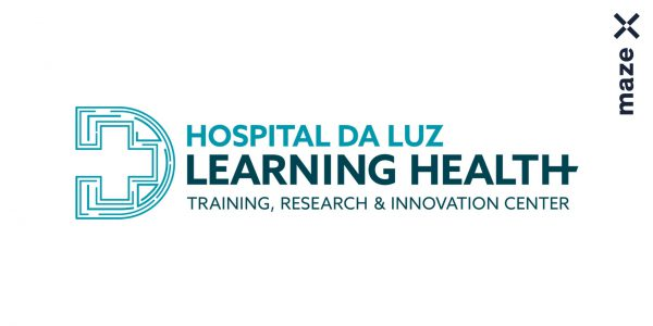 Hospital da Luz Saúde Learning Health are acceleration partners of Maze X the startup accelerator