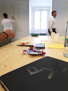 My Polis met PLMJ for a focus group at Maze X the startup accelerator