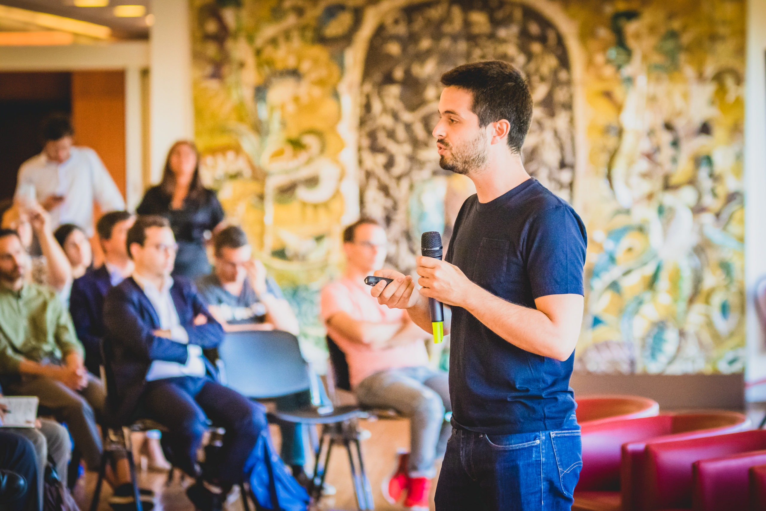 Reinaldo Moreira is a co-founder of Springkode, a participant from the first cohort of Maze X, the impact startup accelerator