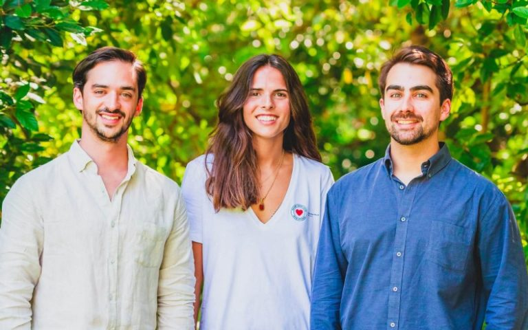 Guilherme Guerra, Carlota Carmo and Francisco Bento from Rnters © Mustard Seed MAZE