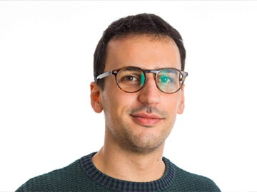 Pedro Granacha is our digital communications manager